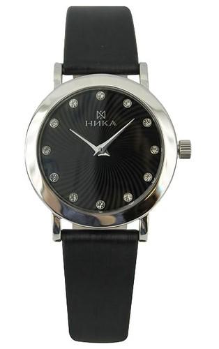 0102.0.9.56В Часы наручные кварцевые Ника серебро 925* 0102.0.9.56В