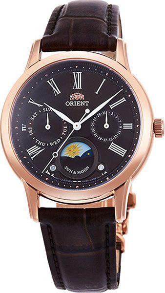 RA-KA0002Y10B  кварцевые часы Orient с сапфировым стеклом RA-KA0002Y10B