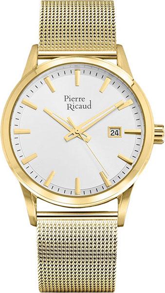 P97201.1113Q  кварцевые с функциями хронографа наручные часы Pierre Ricaud  P97201.1113Q