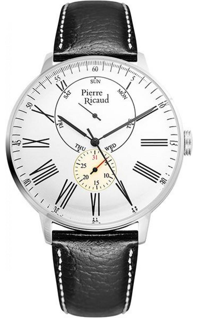 P97219.5233QF  часы Pierre Ricaud  P97219.5233QF