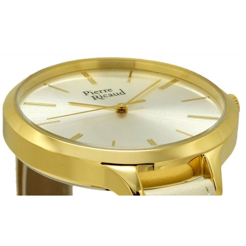"P22002.1V13Q  кварцевые часы Pierre Ricaud ""Strap""  P22002.1V13Q"