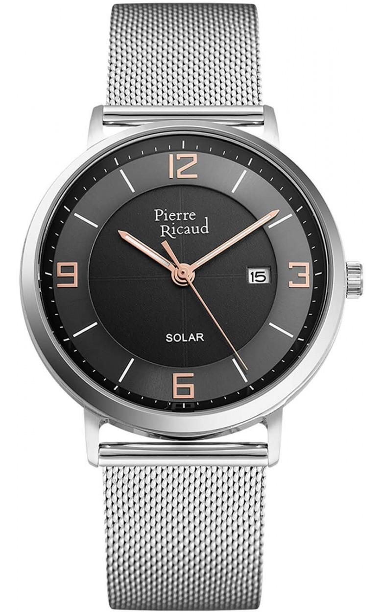 P60023.51R6Q  кварцевый хронограф наручные часы Pierre Ricaud для мужчин  P60023.51R6Q