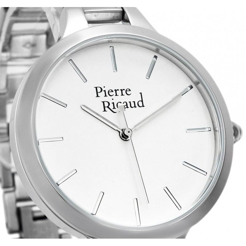 """P22047.5113Q  кварцевые наручные часы Pierre Ricaud """"Bracelet""""  P22047.5113Q"""