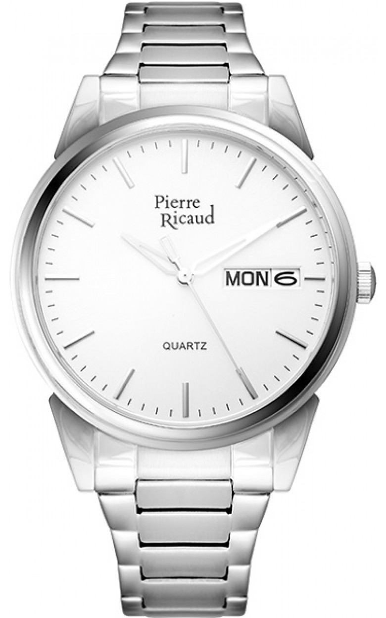 "P91067.5113Q  кварцевые часы Pierre Ricaud ""Bracelet""  P91067.5113Q"
