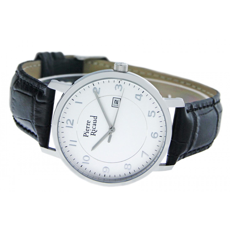 """P97229.5223Q  кварцевые наручные часы Pierre Ricaud """"Strap"""" для мужчин  P97229.5223Q"""