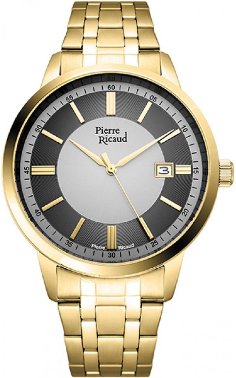 "P97238.1117Q  кварцевые часы Pierre Ricaud ""Bracelet""  P97238.1117Q"