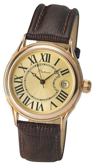 50450  механические с автоподзаводом наручные часы Platinor  50450