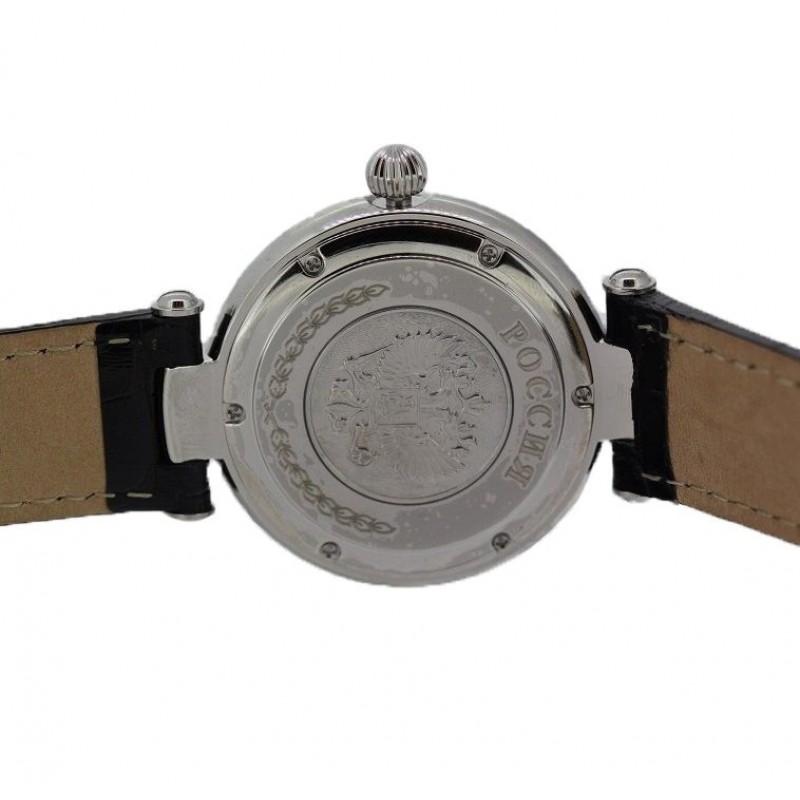 8215/4441098П российские механические наручные часы Премиум-Стиль для мужчин  8215/4441098П