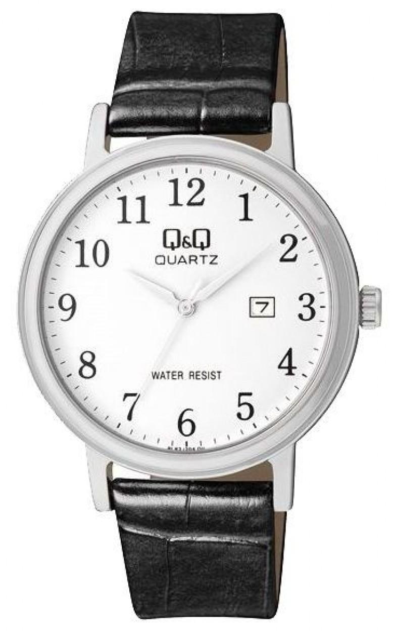 """BL62 J304  кварцевые наручные часы Q&Q """"Кварцевые"""" для мужчин  BL62 J304"""