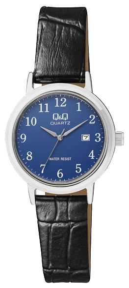 """BL63 J315  кварцевые наручные часы Q&Q """"Кварцевые"""" для женщин  BL63 J315"""