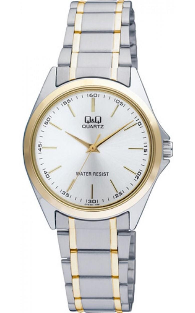 Q118-401  кварцевые часы Q&Q  Q118-401