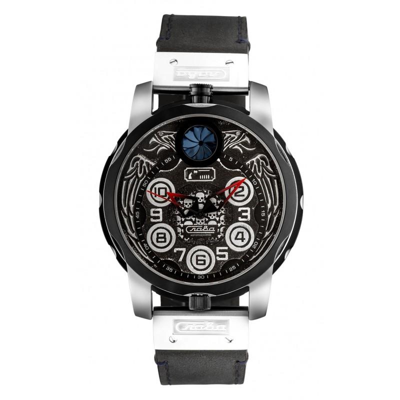 1900201/300-NH05  механические с автоподзаводом наручные часы Слава