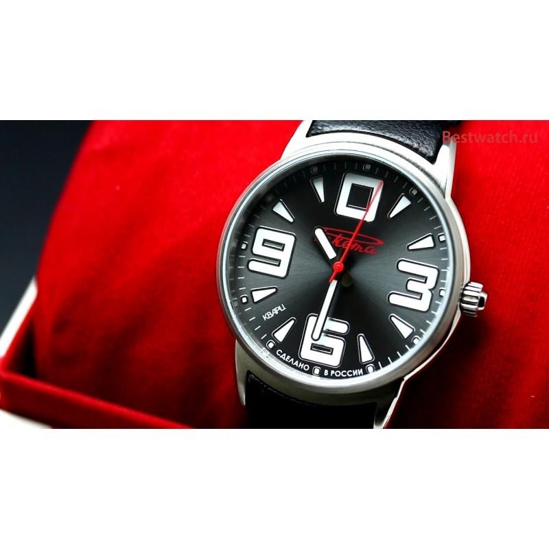"""W-20-50-10-0139  кварцевые часы Ракета """"Петродворцовый классик""""  W-20-50-10-0139"""