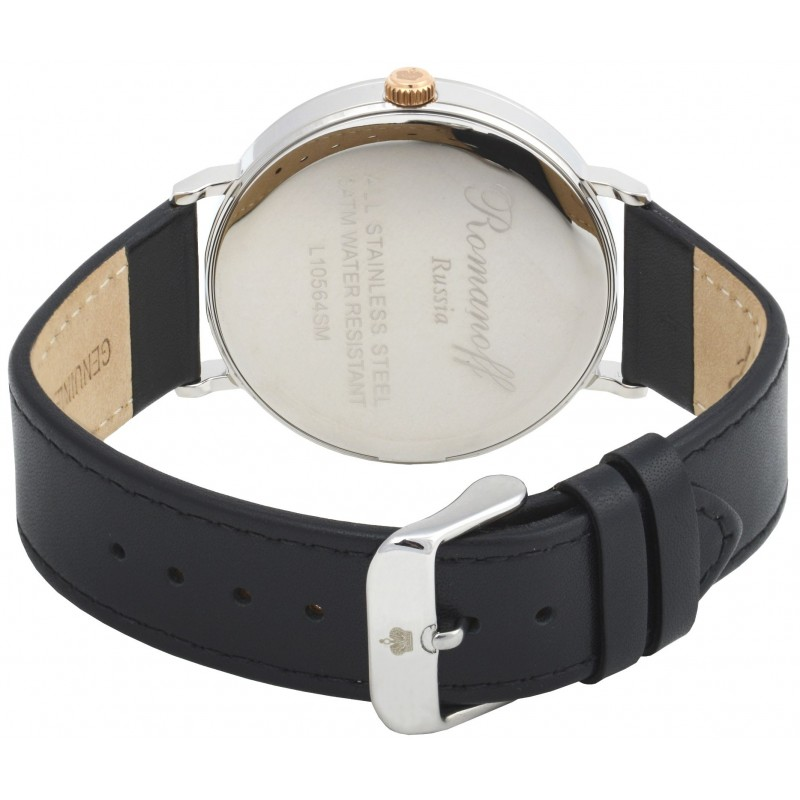 10564T/TB1BL  наручные часы Romanoff  10564T/TB1BL