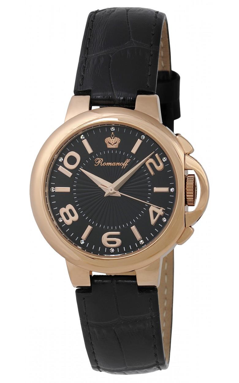 10607B3BL российские кварцевые наручные часы Romanoff  10607B3BL