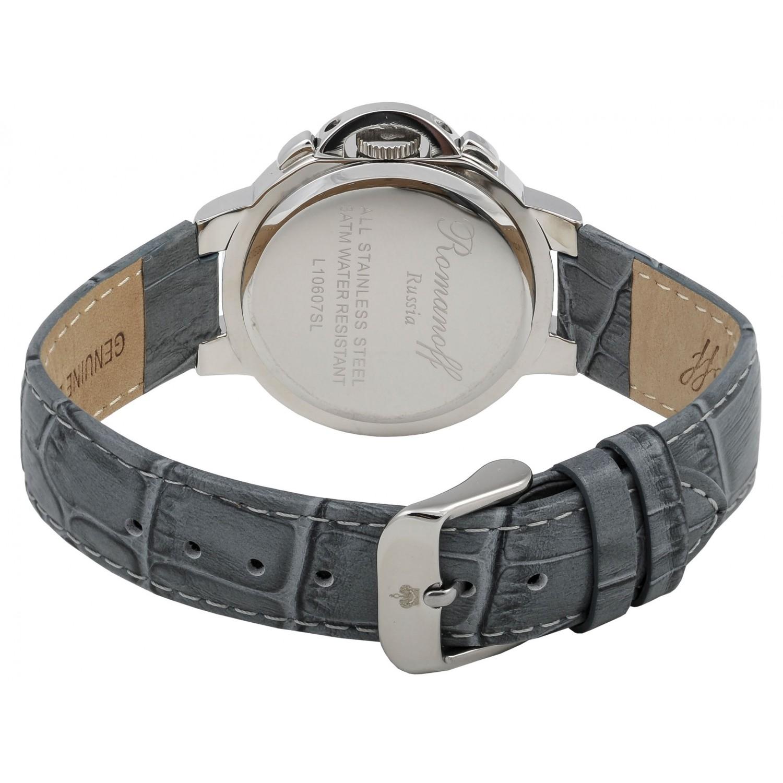 10607G1GR российские кварцевые наручные часы Romanoff  10607G1GR
