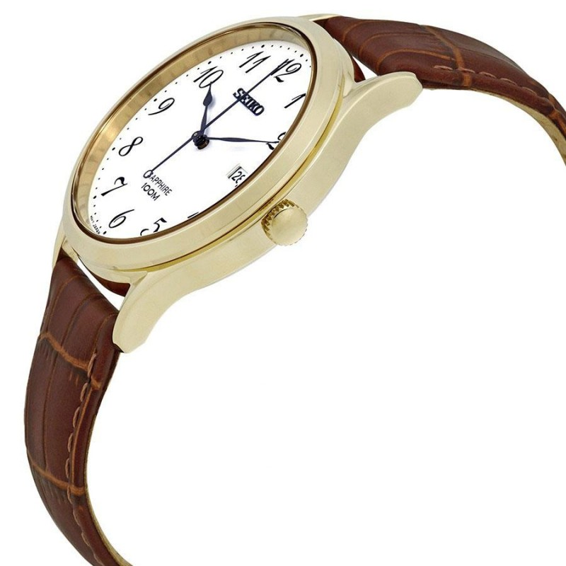 "SGEH78P1  мужские кварцевые наручные часы Seiko ""Conceptual Series Dress"" с сапфировым стеклом SGEH78P1"
