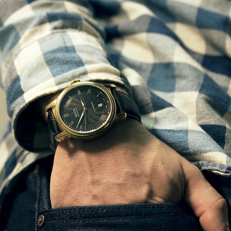3390.152.22.25.25 швейцарские часы Epos  3390.152.22.25.25