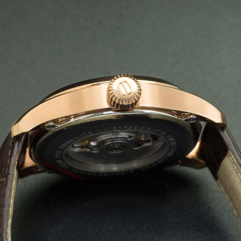 """3402.142.24.17.27 швейцарские механические наручные часы Epos """"Passion"""" для мужчин  3402.142.24.17.27"""