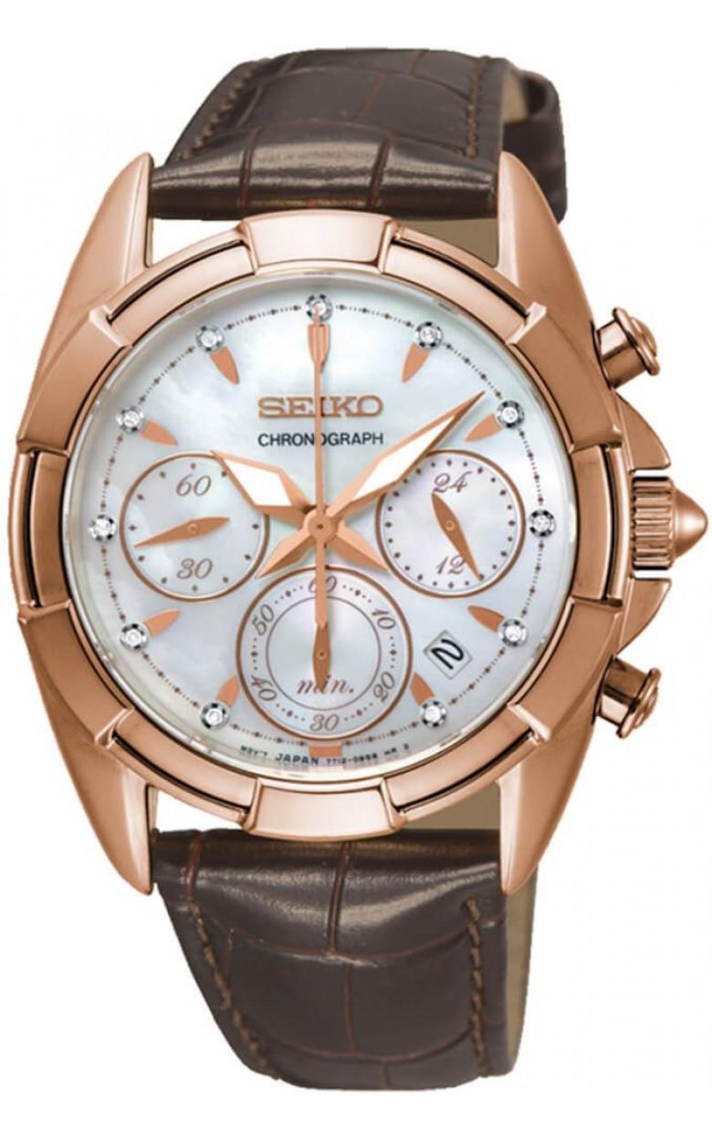 "SRW784P1  кварцевые наручные часы Seiko ""Conceptual Series Dress"" с сапфировым стеклом SRW784P1"