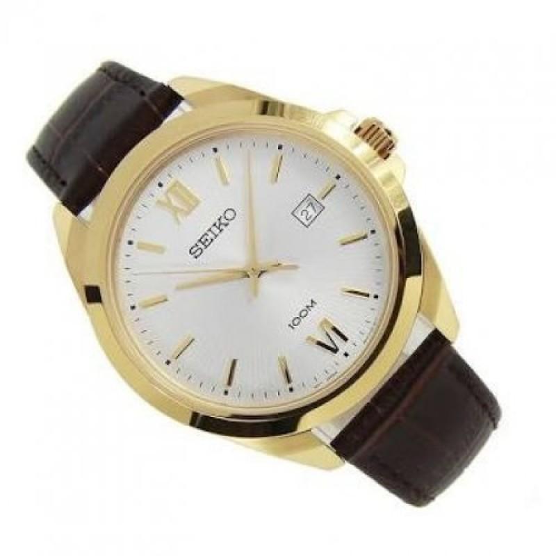 """SUR284P1  мужские кварцевые наручные часы Seiko """"Promo"""" с упрочненным стеклом SUR284P1"""
