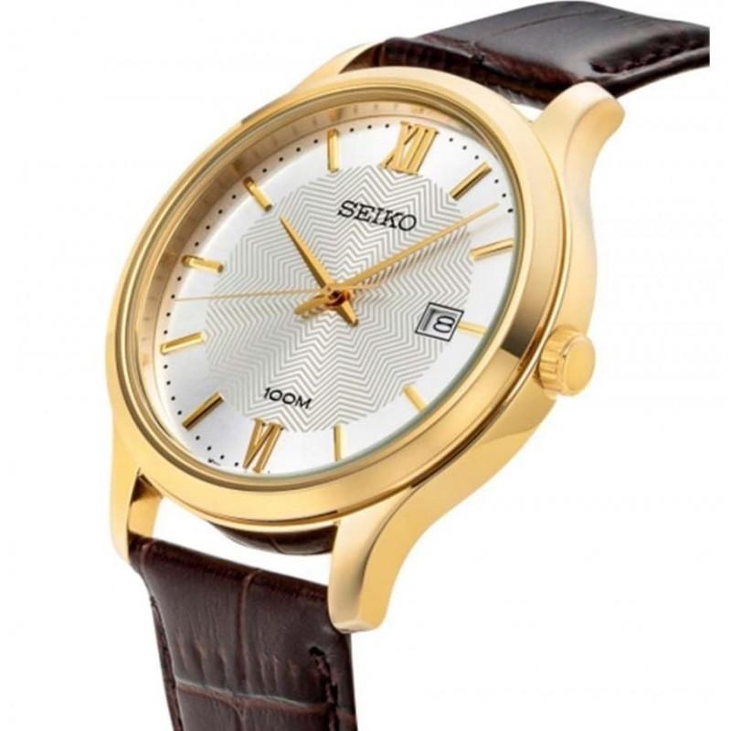 """SUR298P1  кварцевые наручные часы Seiko """"Promo"""" для мужчин с упрочненным стеклом SUR298P1"""