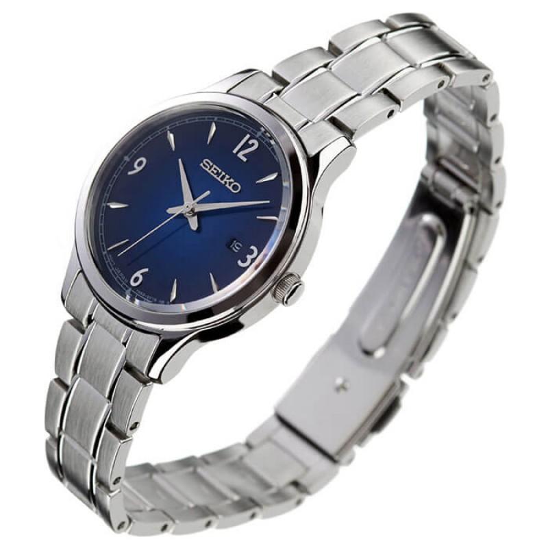 """SXDG99P1  женские кварцевые наручные часы Seiko """"Conceptual Series Dress"""" с упрочненным стеклом SXDG99P1"""