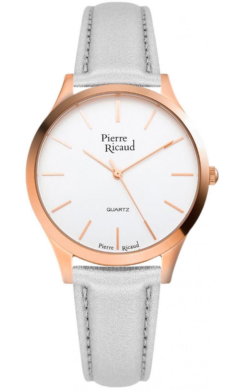 P22000.9S13Q  кварцевый хронограф наручные часы Pierre Ricaud для женщин  P22000.9S13Q