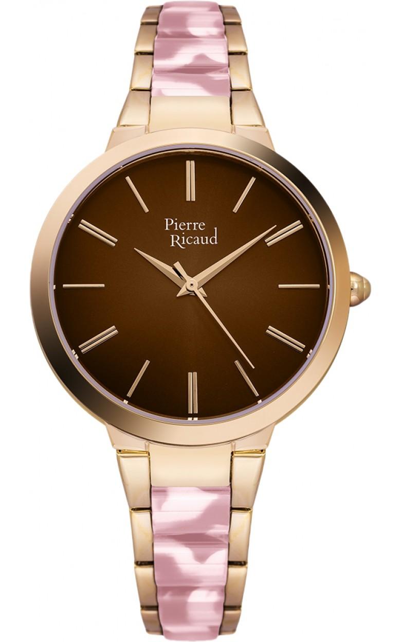 P22051.1C1GQ  кварцевые наручные часы Pierre Ricaud  P22051.1C1GQ