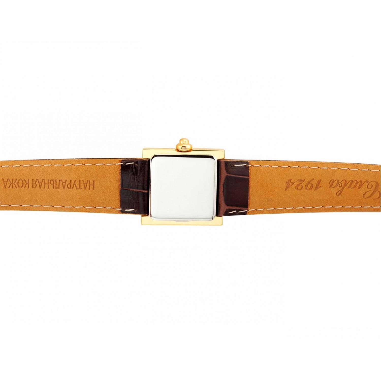 0339655/GL20 российские кварцевые наручные часы Слава