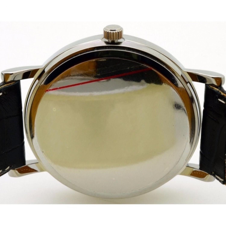 """1041780/2035 российские кварцевые наручные часы Слава """"Патриот"""" для мужчин логотип МЧС России  1041780/2035"""