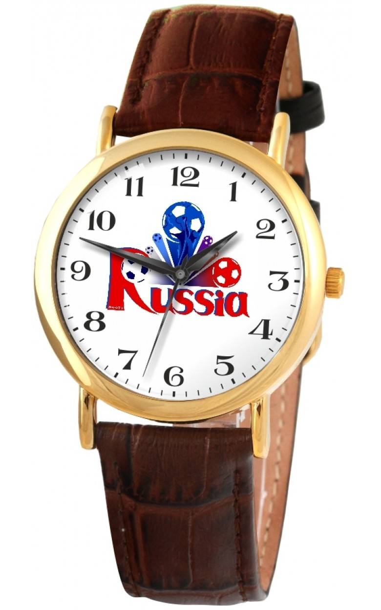 """1049912/2035 российские кварцевые наручные часы Слава """"Патриот""""  1049912/2035"""