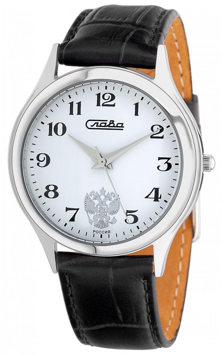 1131449/300-2035 российские мужские кварцевые наручные часы Слава