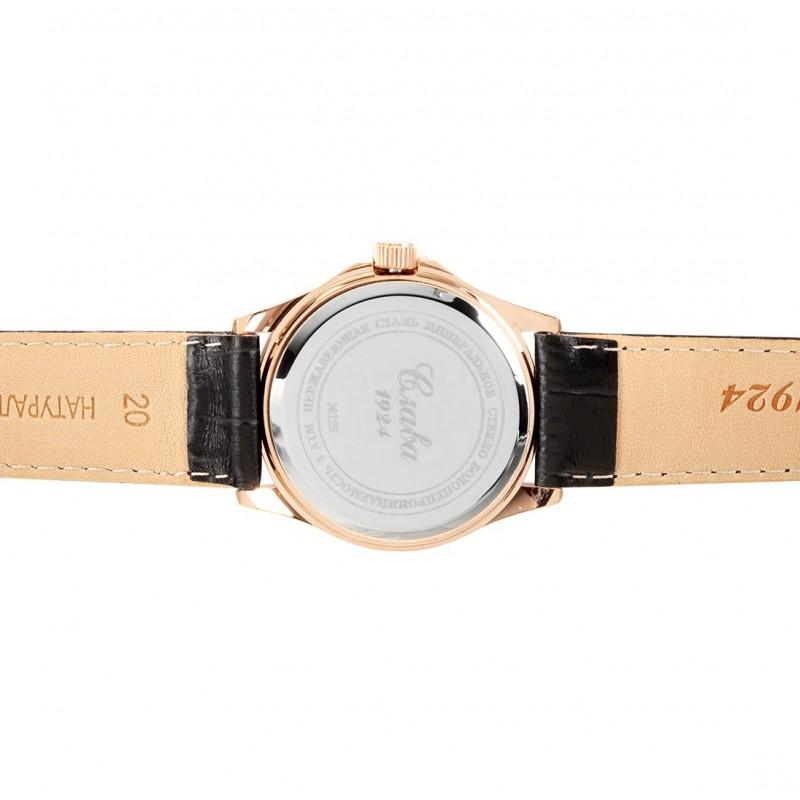 """1253379/2115-300 российские мужские наручные часы Слава """"Премьер""""  1253379/2115-300"""