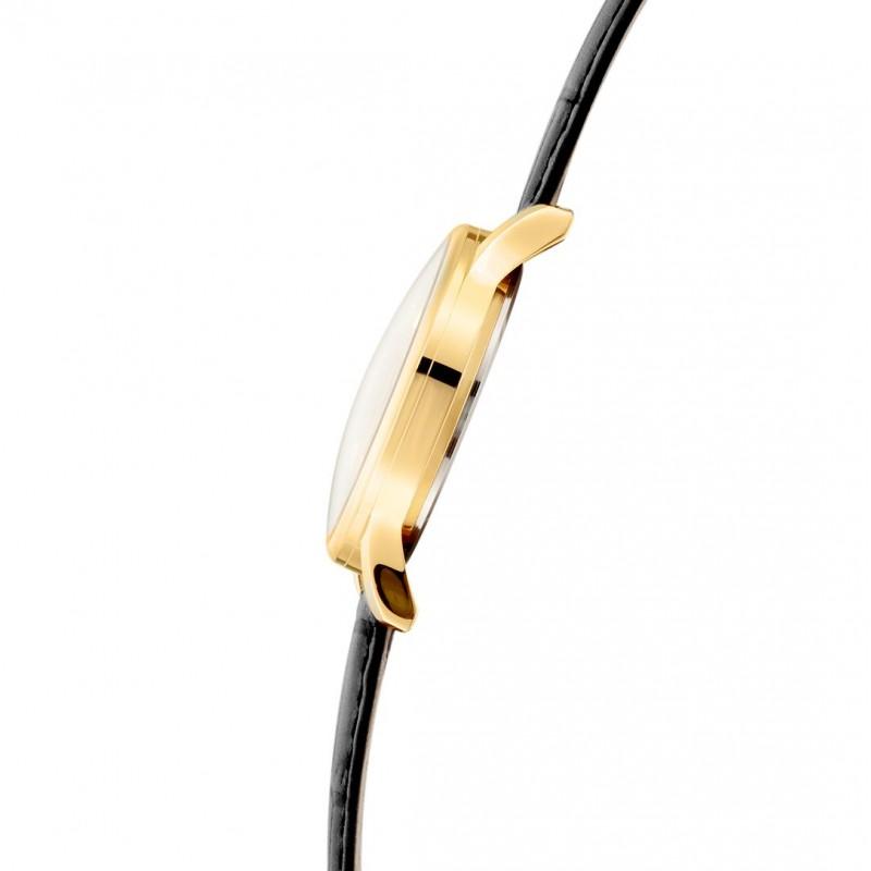 """1409729/2115-300 российские кварцевые наручные часы Слава """"Традиция"""" для мужчин логотип Герб РФ  1409729/2115-300"""