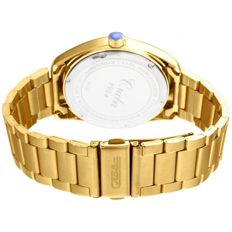 """1449041/100-2115  кварцевые наручные часы Слава """"Традиция""""  1449041/100-2115"""
