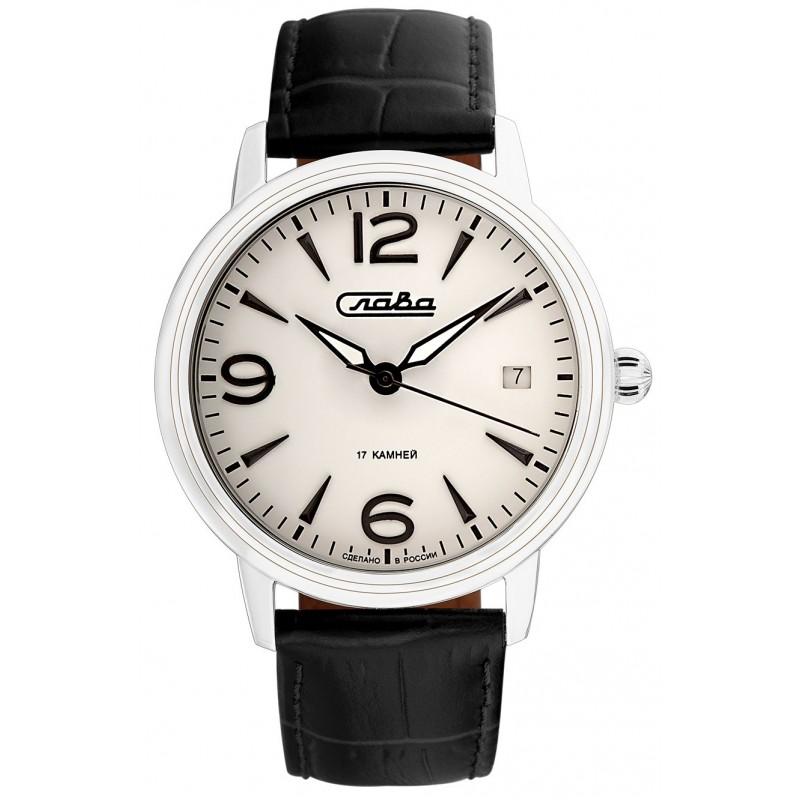 """1470845/300-2414  механические наручные часы Слава """"Традиция""""  1470845/300-2414"""