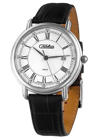 """1481842/300-GN10  мужские кварцевые наручные часы Слава """"Традиция""""  1481842/300-GN10"""