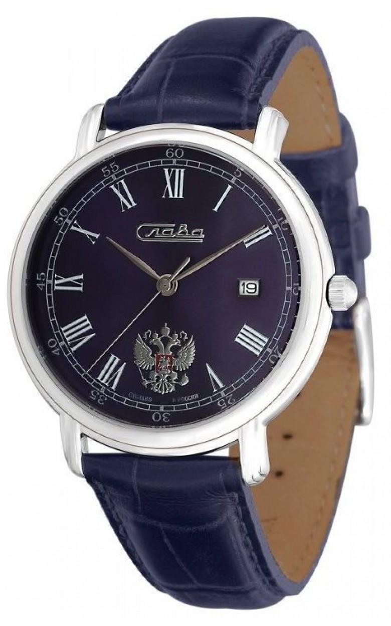 """1481844/300-GM10 Часы наручные """"Слава"""" кварцевые"""