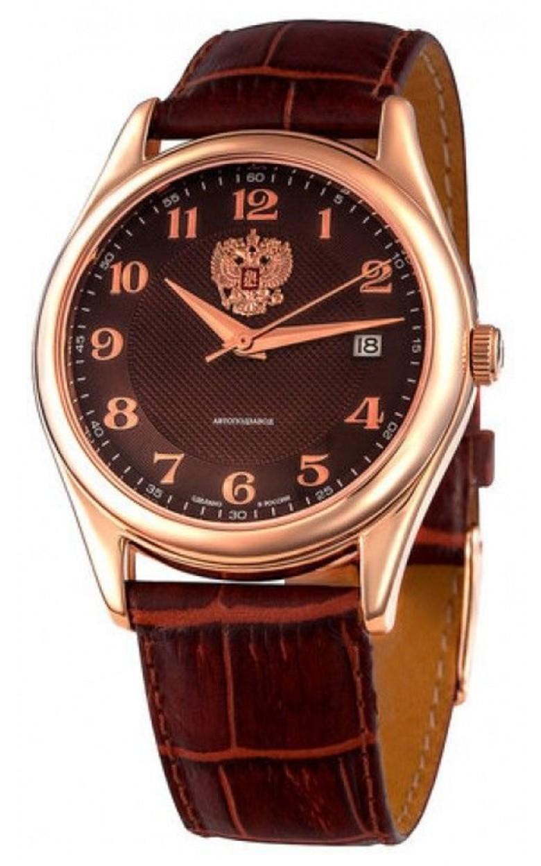 1503883/300-NH15 российские механические наручные часы Слава с сапфировым стеклом 1503883/300-NH15