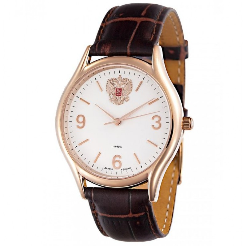1563807/300-2036 российские мужские кварцевые часы Слава