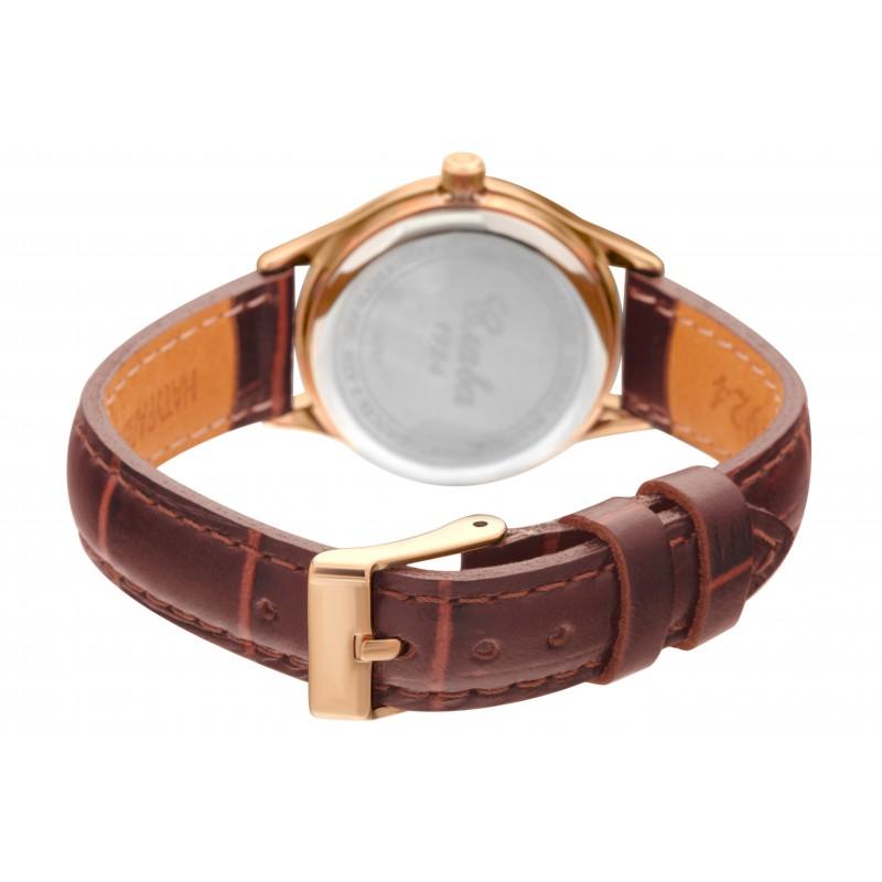 """1573812/300-2036 российские мужские кварцевые наручные часы Слава """"Премьер""""  1573812/300-2036"""