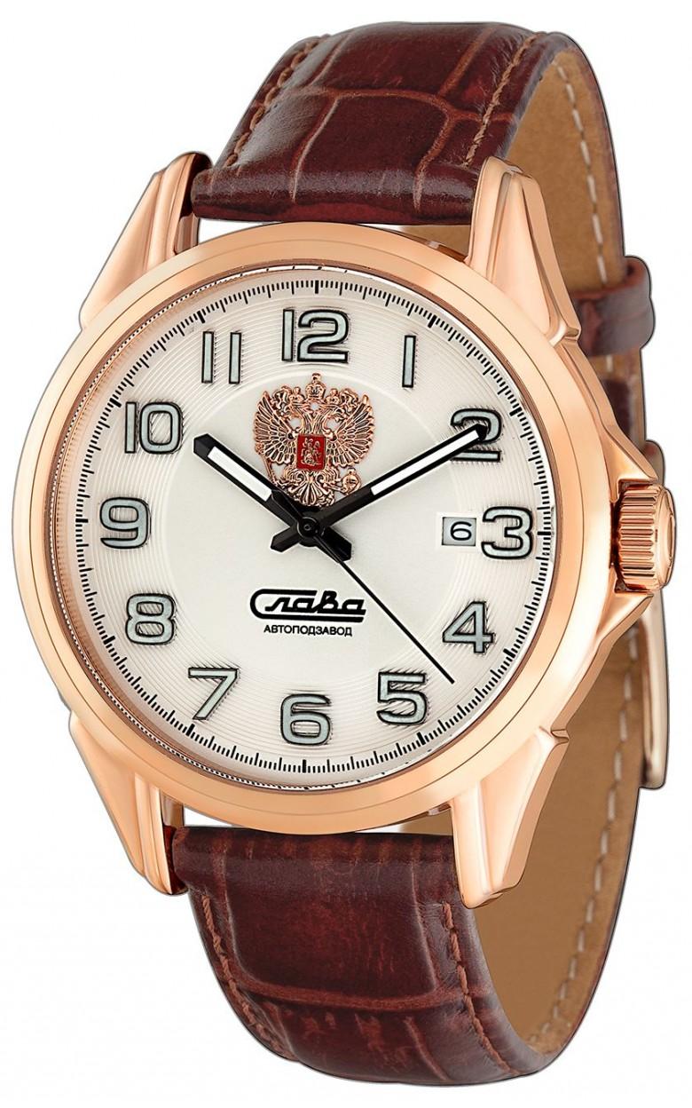 1613839/300-8215 российские механические наручные часы Слава