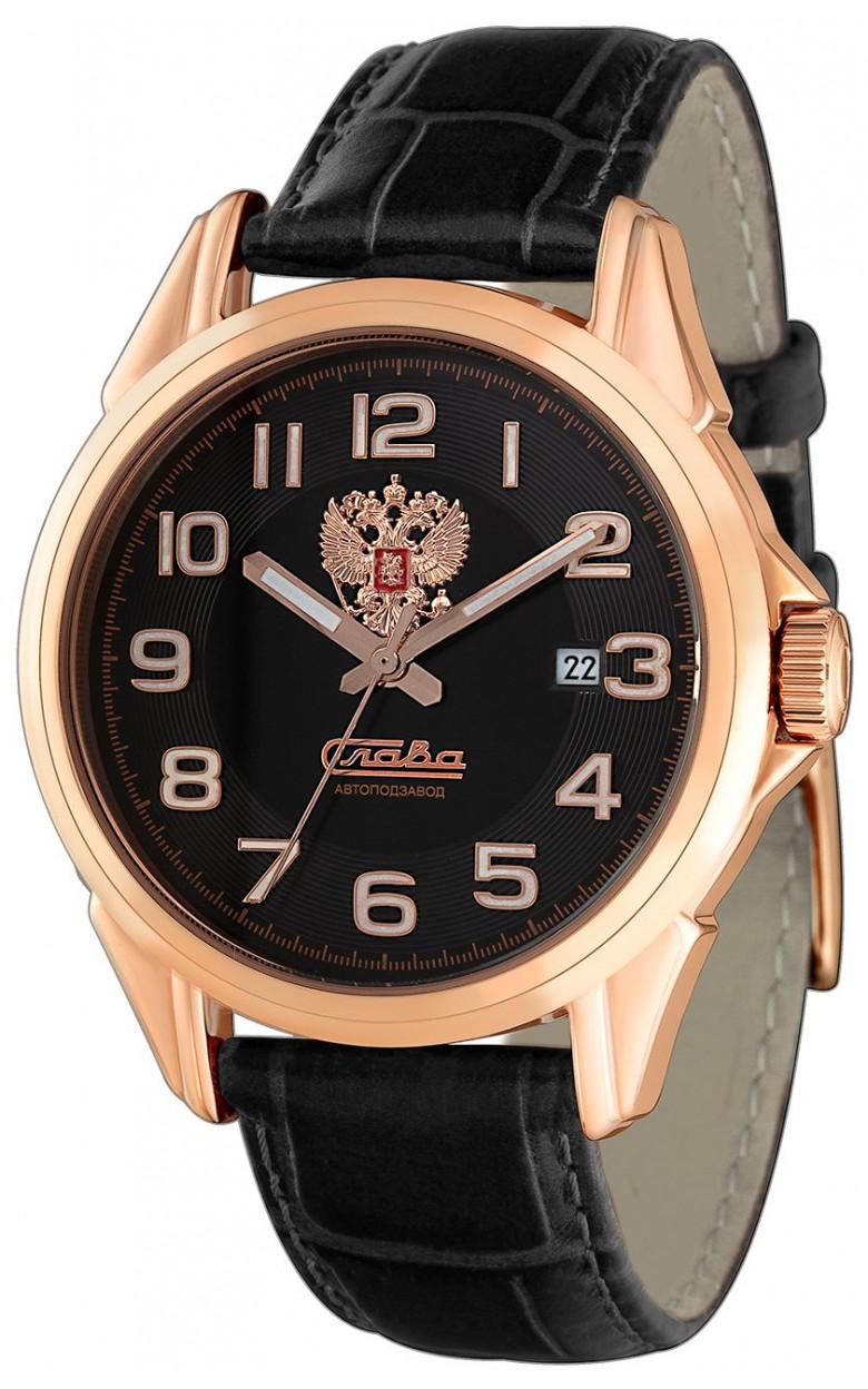 1613840/300-8215 российские мужские механические наручные часы Слава