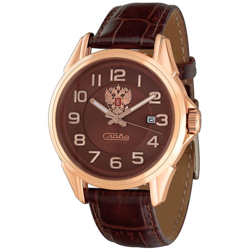 1613841/300-8215 российские мужские механические часы Слава