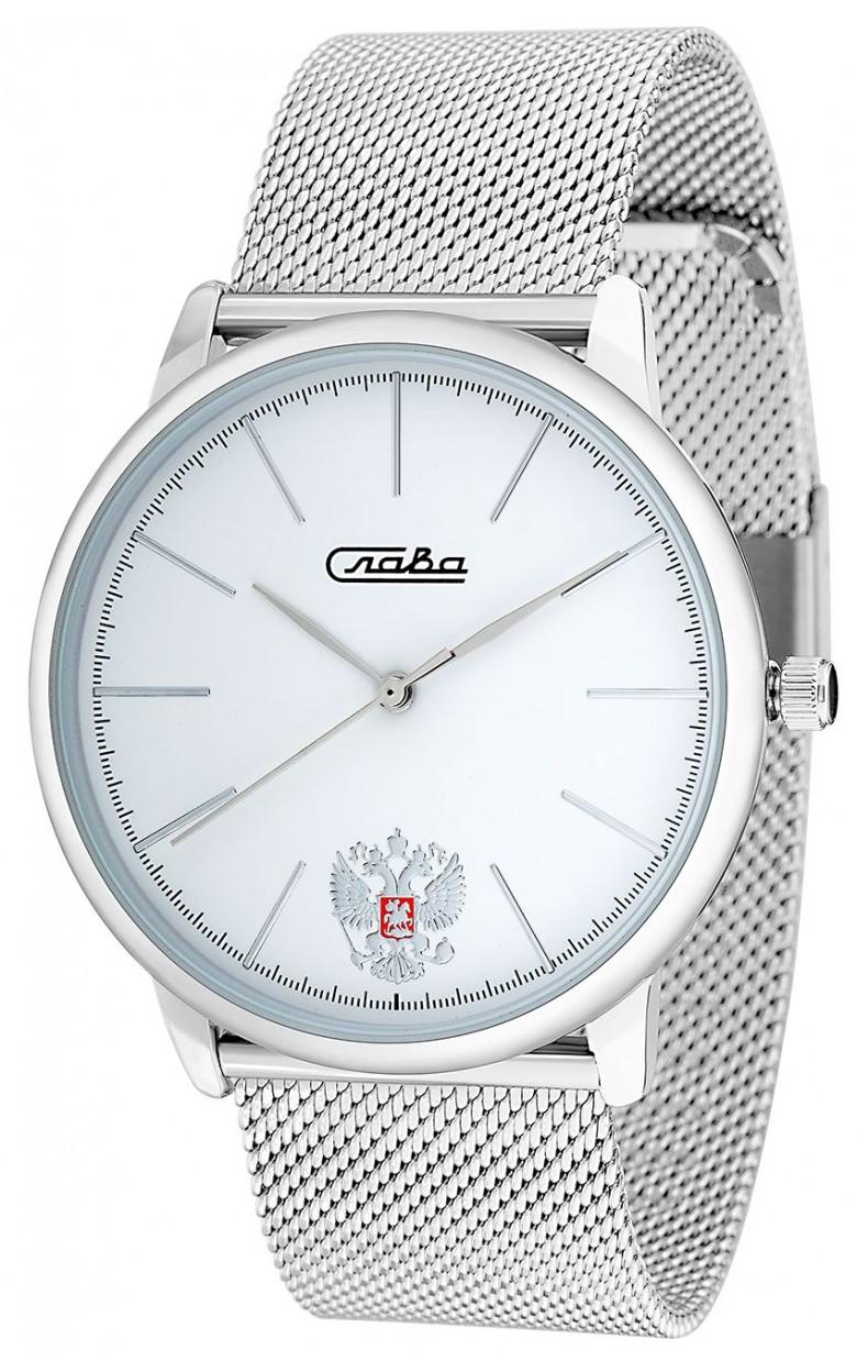 1721978/2035-100 российские универсальные кварцевые наручные часы Слава
