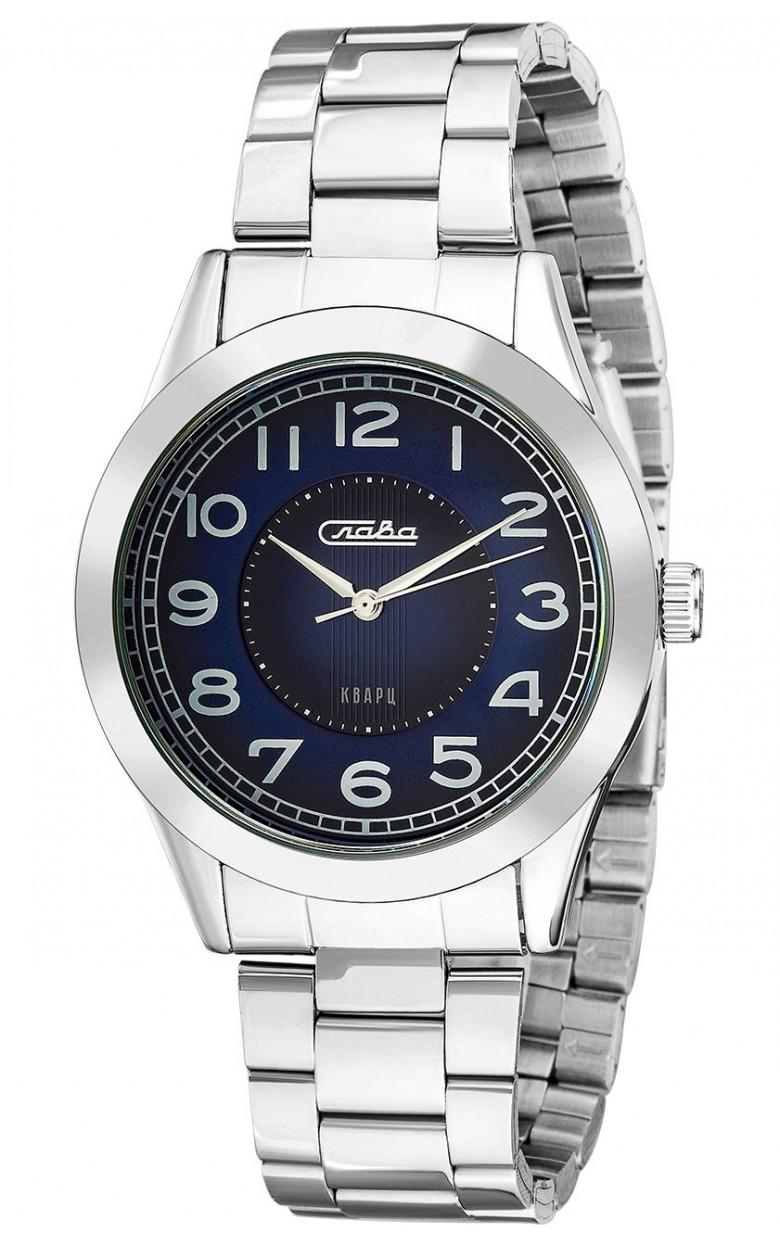 """1731227/2035-100  кварцевые наручные часы Слава """"Традиция""""  1731227/2035-100"""