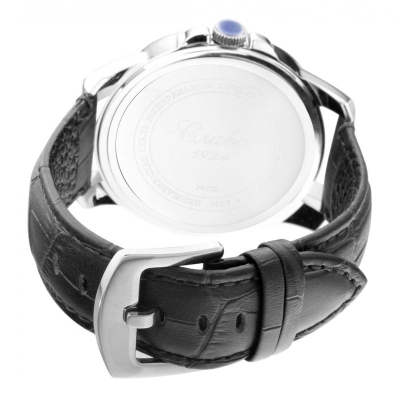 """2251239/6Р29-300  кварцевые наручные часы Слава """"Традиция""""  2251239/6Р29-300"""