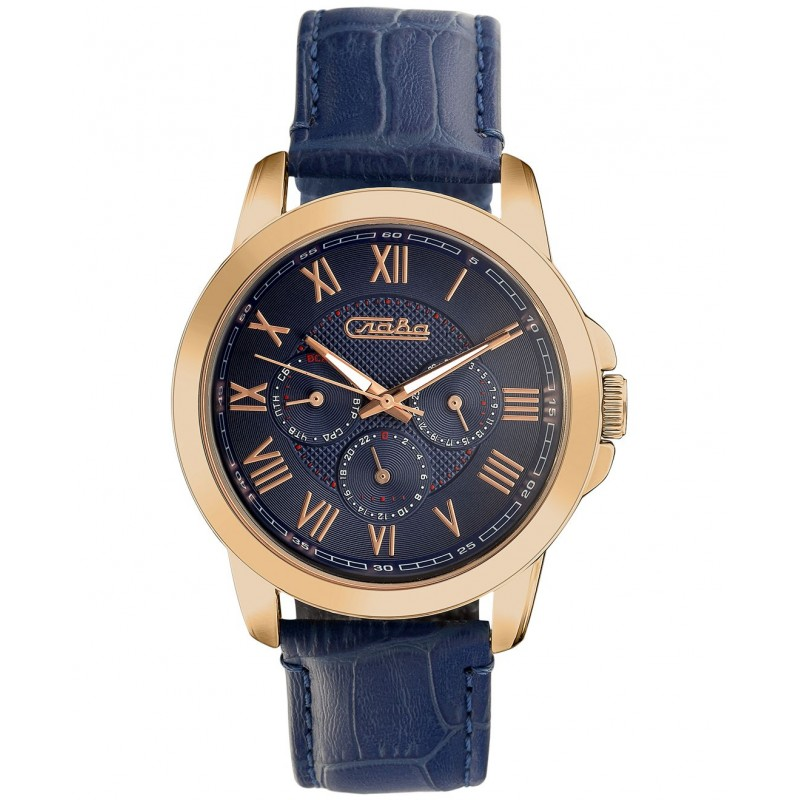 "2253236/6Р29-300  унисекс кварцевые наручные часы Слава ""Традиция""  2253236/6Р29-300"