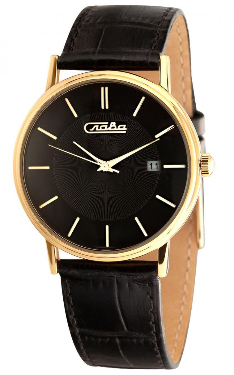 5049355/GM10 российские кварцевые наручные часы Слава